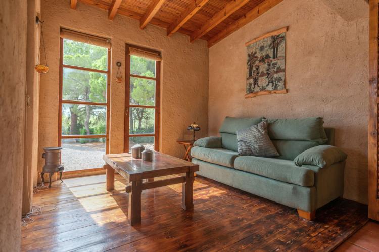 Villa El Sueño - zitkamer