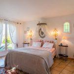 Villa La Roquette sur Siagne - slaapkamer