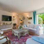 Villa La Roquette sur Siagne - woonkamer