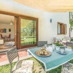 Villa Luca VT - terras