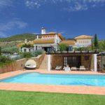 Villa Los Chaparros - zwembad