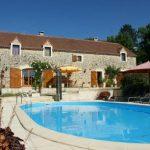 Vakantiehuis La Pouzaque - vakantiehuis