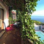 Villa Boheme - uitzicht