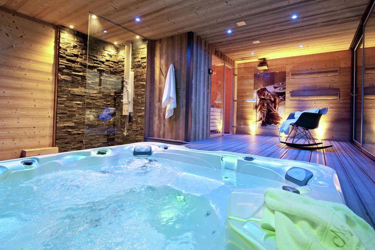 Luxe vakantiehuizen met jacuzzi - Boekluxevilla