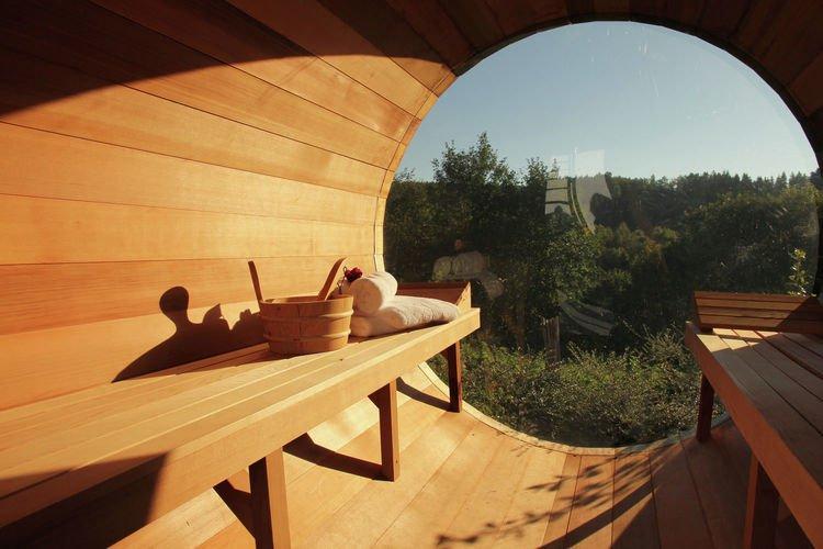 Luxe vakantiehuizen met sauna - Boekluxevilla