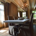 Vakantiehuis La Grande Maison Douce - eetkamer