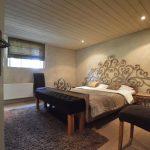 Vakantiehuis La Grande Maison Douce - slaapkamer