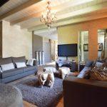 Vakantiehuis La Grande Maison Douce - woonkamer
