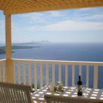 Villa Iris - balkon