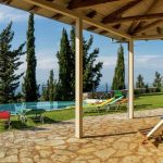 Villa Melivaro - zwembad