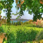 Villa Tramonto - pad naar zee