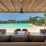 Villa Tramonto - patio