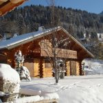 Chalet Alban - chalet winter
