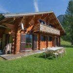 Chalet Alban - chalet zomer