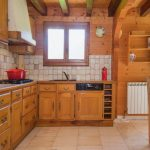 Chalet Alban - keuken