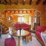 Chalet Alban - woonkamer