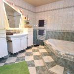 Chalet Auszeit XL - badkamer