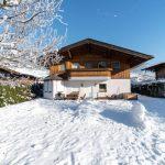 Chalet Auszeit XL - chalet winter