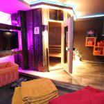 Chalet Auszeit XL - sauna