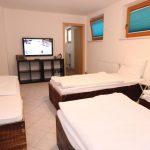 Chalet Auszeit XL - slaapkamer