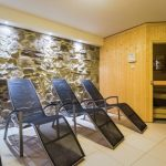 Chalet Panoramachalet Lungau - sauna