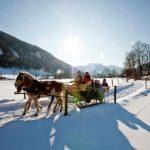Chalet Steiermark - omgeving winter