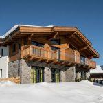 Vakantiehuis Green Garden Lodge A2 Walchen-Kaprun - chalet winter