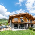 Vakantiehuis Green Garden Lodge A2 Walchen-Kaprun - chalet zomer
