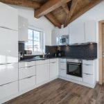 Vakantiehuis Green Garden Lodge A2 Walchen-Kaprun - keuken