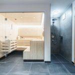 Vakantiehuis Green Garden Lodge A2 Walchen-Kaprun - sauna