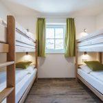 Vakantiehuis Green Garden Lodge A2 Walchen-Kaprun - slaapkamer