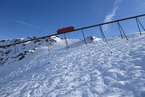 Skigebied - Axamer Lizum