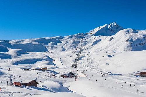 Skigebied - Paradiski