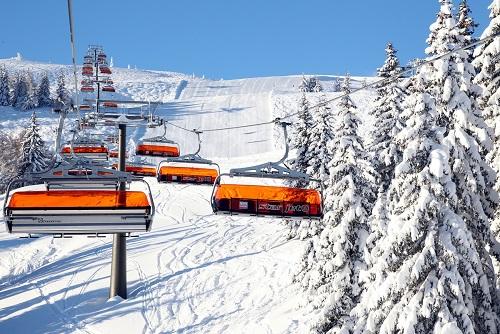 Skigebied Salzburg Sportwelt