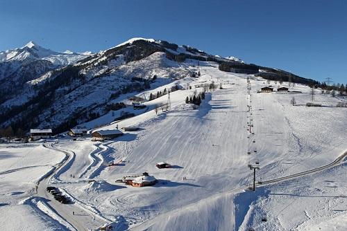 Skigebied Zell am See - Kaprun